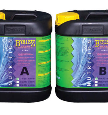 BCuzz Hydro A 5.2 Gallon
