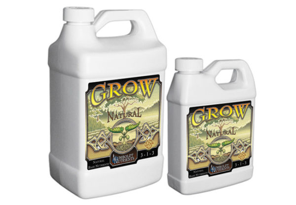 HUMBOLDT NATURAL GROW 2.5G