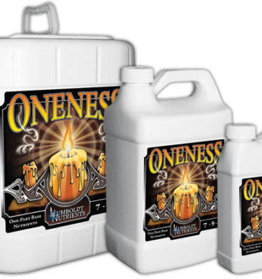 ONENESS 2.5GALLON