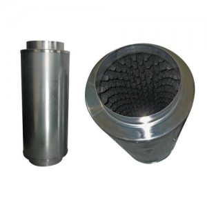 Phresh Duct Silencer 12 in x 36 in