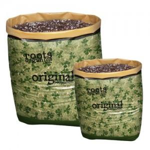 Roots Organics Potting Soil 1.5 cu ft (60/Plt)