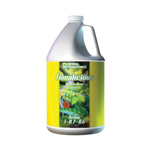GH Floralicious Grow Gallon (4/Cs)