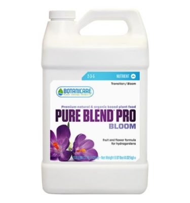Botanicare Pure Blend Pro Bloom 5 Gallon