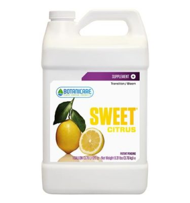 Botanicare Sweet Citrus 2.5 Gallon (2/Cs)