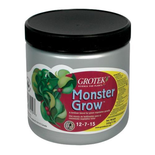 Grotek Monster Grow 500 gm (6/Cs)