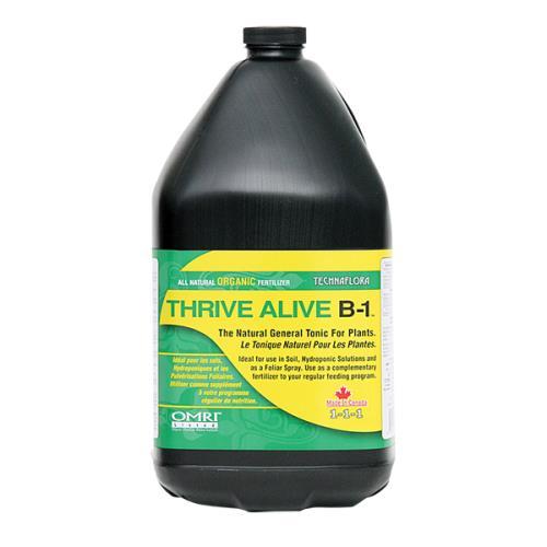 Thrive Alive B-1 Green 4 Liter (4/Cs)