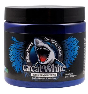 Great White Mycorrhizae Quart (2/Cs)
