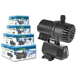 ECOPLUS 185 GPH SUBMERSIBLE PUMP (12/CS)