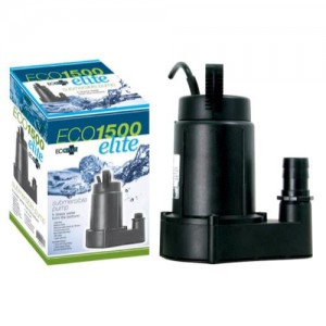 ECOPLUS 1500 ELITE WITH BOTTOM INTAKE