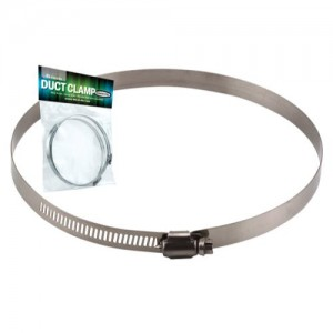 """4  STAINLESS STEEL HOSE CLAMP (1 PAIR)"""""""