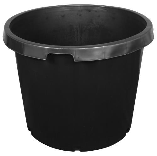 Gro Pro Premium Nursery Pot 25 Gallon Mile Hydro
