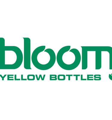 Bloom Yellow Bottles